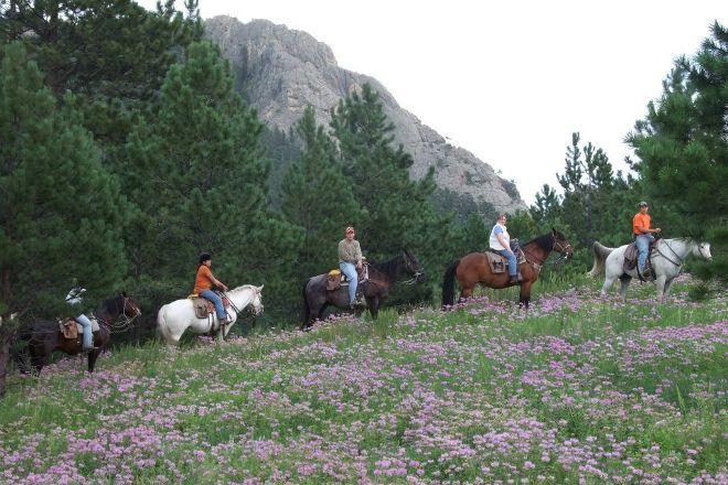 Rockin R Rides, Custer, United States