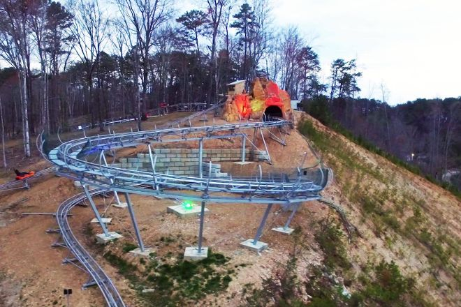 Rocky Top Mountain Coaster, Pigeon Forge, United States