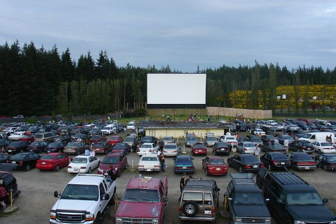 Rodeo Drive-In Theater, Bremerton, United States