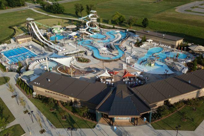 Rogers Aquatics Center, Rogers, United States