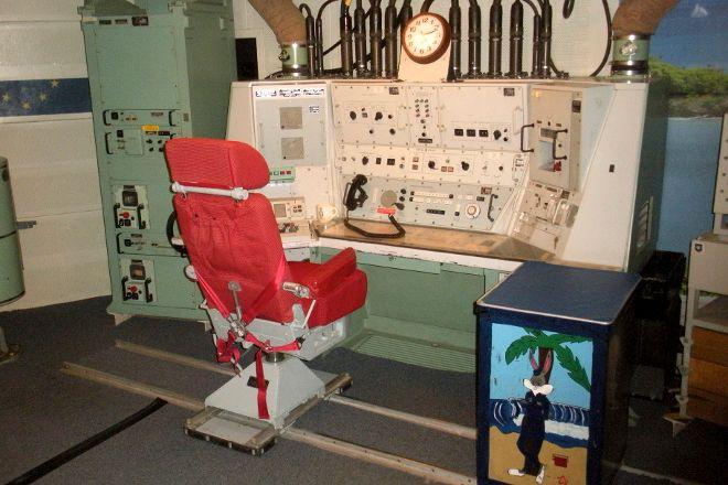Ronald Reagan Minuteman Missile State Historic Site, Cooperstown, United States