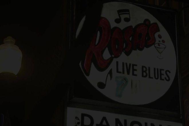 Rosa's Lounge, Chicago, United States