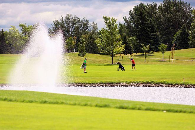 Rose Creek Golf Course, Fargo, United States