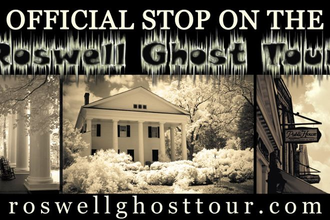 Roswell Ghost Tour, Roswell, United States