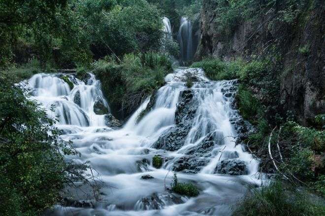 Roughlock Falls State Nature Area, Lead, United States