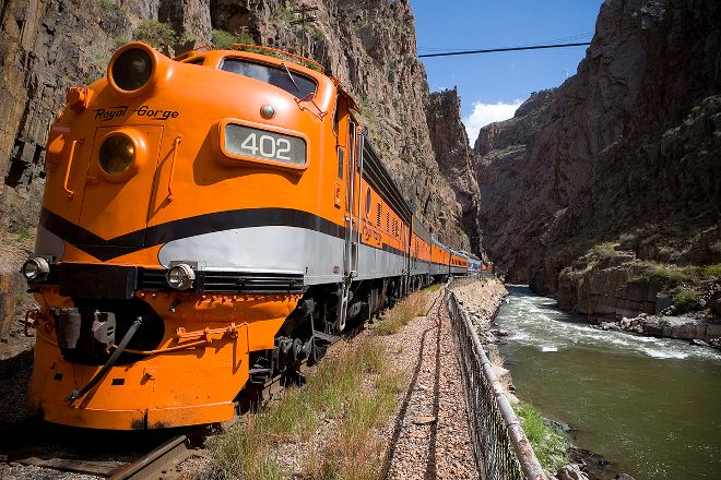 Royal Gorge Route Railroad, Cañon City, United States