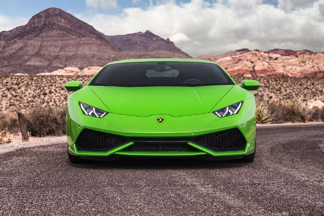 Royalty Exotic Cars: LINQ/Highroller, Las Vegas, United States