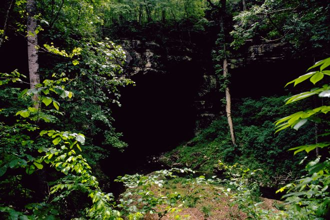 Russell Cave National Monument, Bridgeport, United States