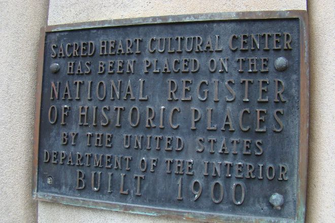 Sacred Heart Cultural Center, Augusta, United States