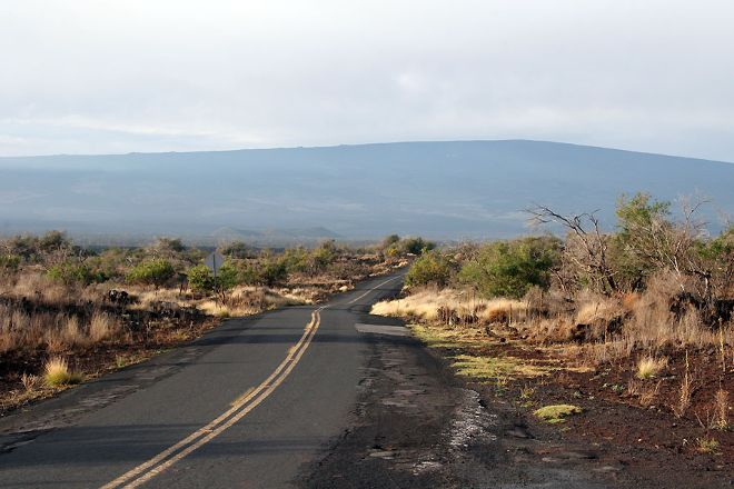 Saddle Road, Kailua-Kona, United States