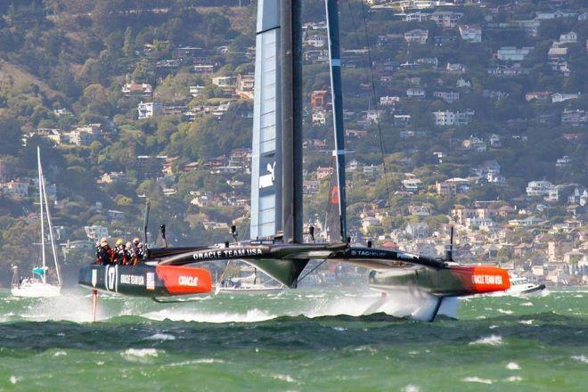 Sailing San Francisco, San Francisco, United States