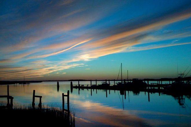 Sailing The Edge Of America - Folly Beach, Folly Beach, United States