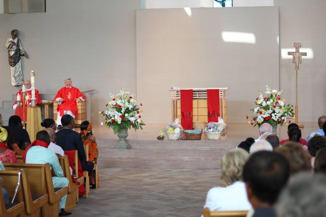 Saint Joseph Catholic Church, Marietta, United States