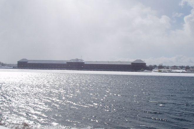 Saint Marys Falls Hydropower Plant, Sault Ste. Marie, United States