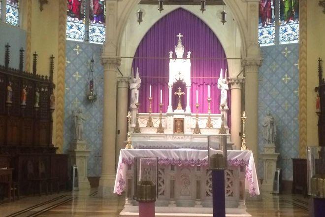 Sainte Genevieve Catholic Parish, Sainte Genevieve, United States
