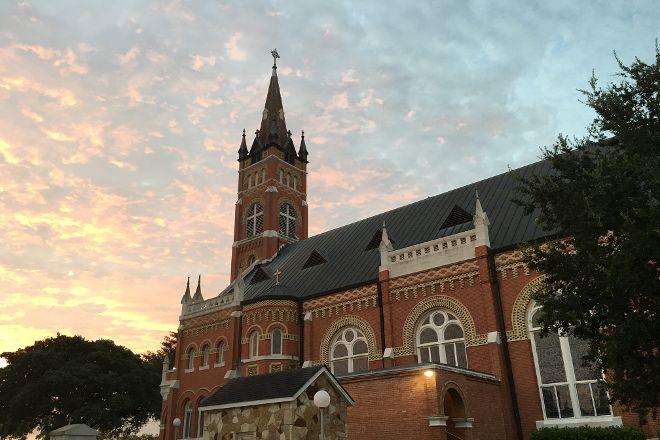 Saints Cyril and Methodius Catholic Church, Shiner, United States