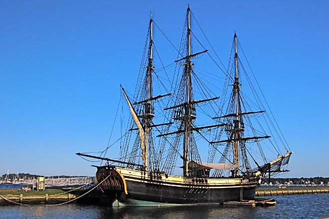 Salem Maritime National Historic Site, Salem, United States