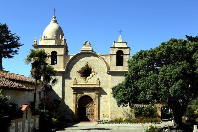 San Carlos Borromeo de Carmelo Mission, Carmel, United States