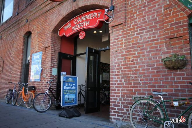 San Francisco Bicycle Rentals, San Francisco, United States