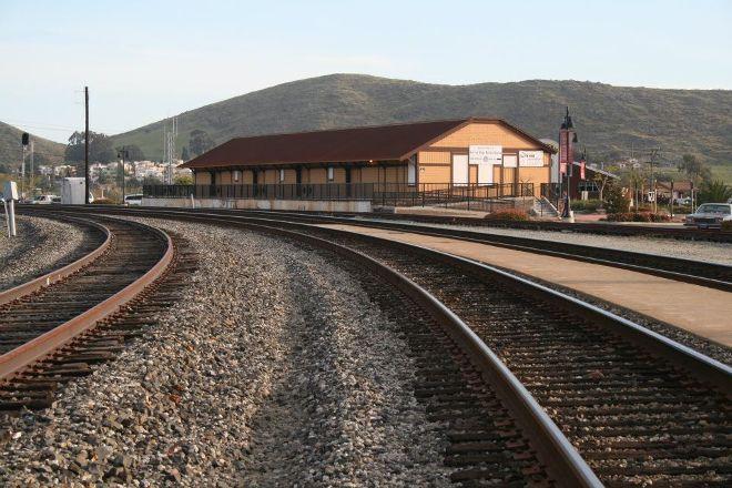 San Luis Obispo Railroad Museum, San Luis Obispo, United States