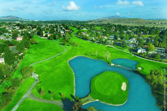 San Ramon Golf Club, San Ramon, United States