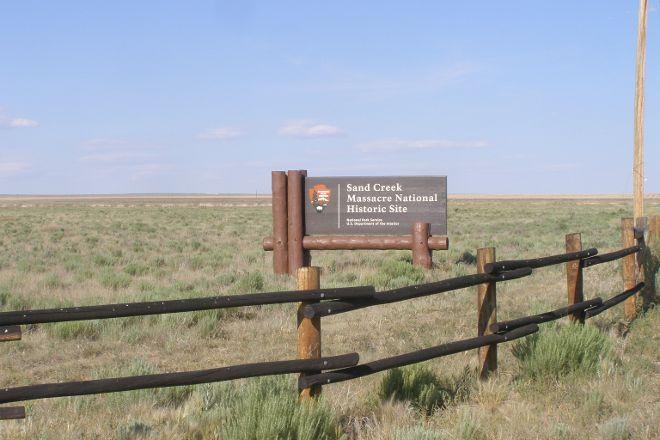 Sand Creek Massacre National Historic Site, Colorado, United States