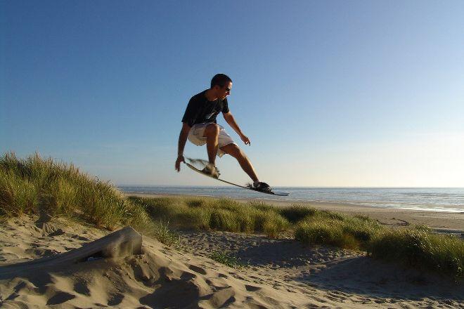 Sand Master Park - Sandboarding, Florence, United States