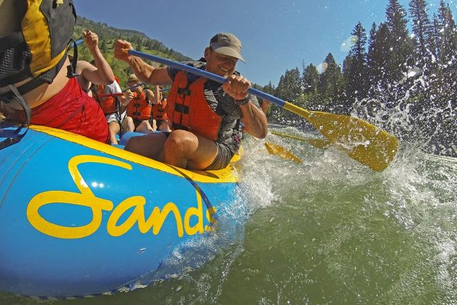 Sands Whitewater and Scenic River Trips - Day Trips, Jackson, United States