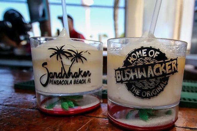 Sandshaker Lounge, Pensacola Beach, United States