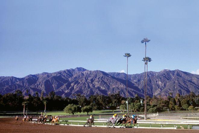 Santa Anita Race Park, Arcadia, United States