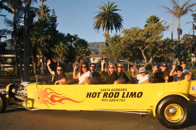 Santa Barbara Hot Rod Limo, Santa Barbara, United States