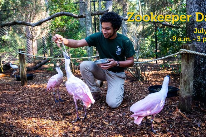 Santa Fe College Teaching Zoo, Gainesville, United States