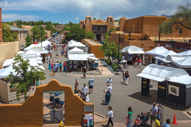 Santa fe Society of Artists, Santa Fe, United States