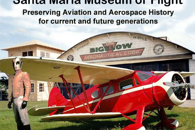 Santa Maria Museum of Flight, Santa Maria, United States