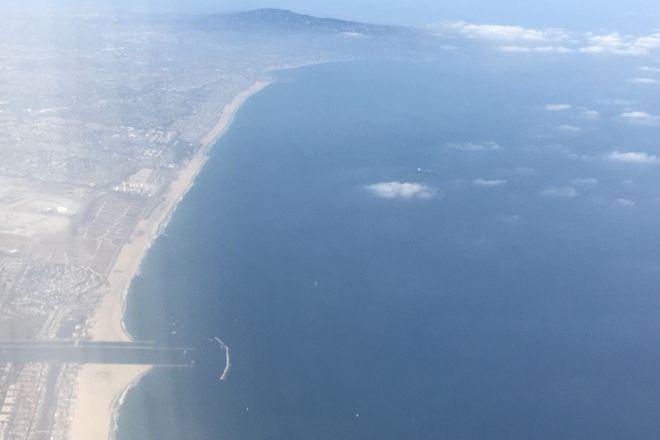 Santa Monica Bay, Santa Monica, United States
