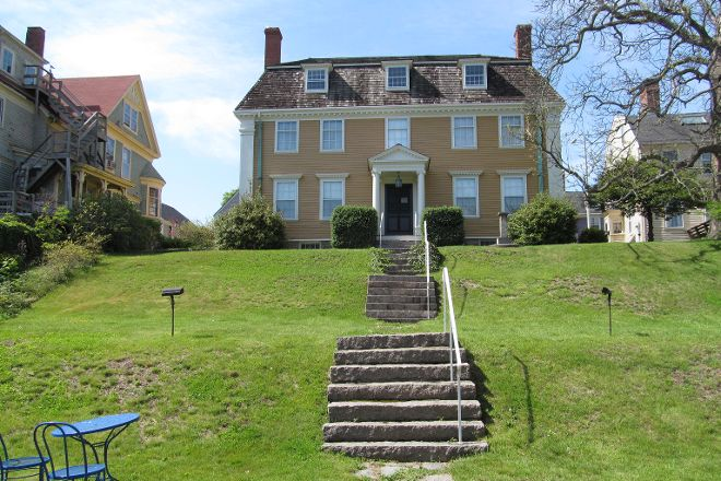Sargent House Museum, Gloucester, United States