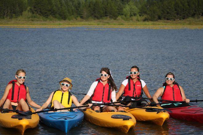 Sasquatch Adventures, Silverlake, United States