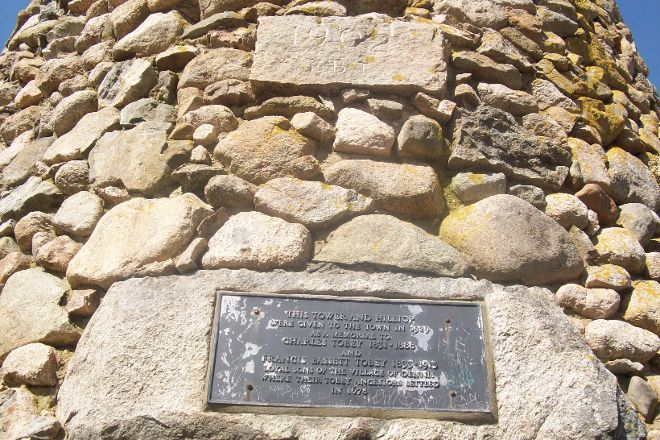Scargo Tower, Dennis, United States