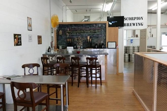 Scorpion Brewing, Owings, United States