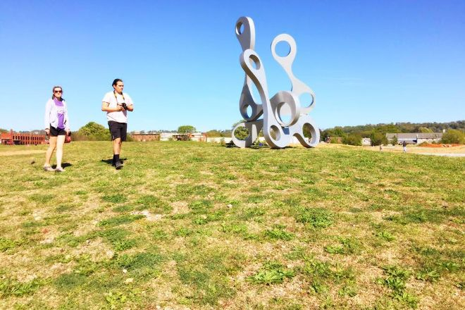 Sculpture Fields at Montague Park, Chattanooga, United States