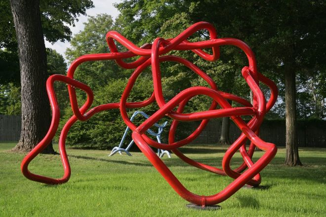 Sculpture Grounds, Old Lyme, United States