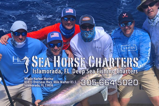 Sea Horse Private Charters, Islamorada, United States