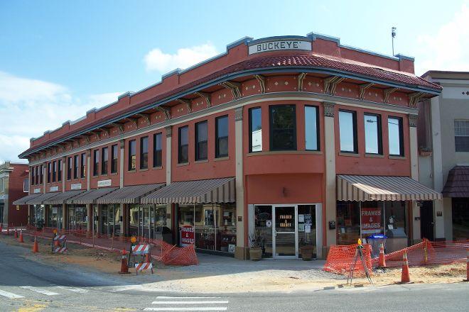 Sebring Downtown Historic District, Sebring, United States