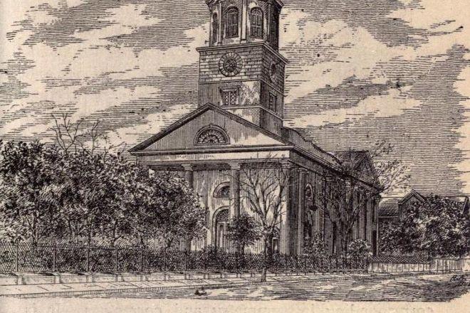 Second Presbyterian Church, Charleston, United States