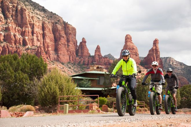 Sedona E-Bike Tours, Sedona, United States