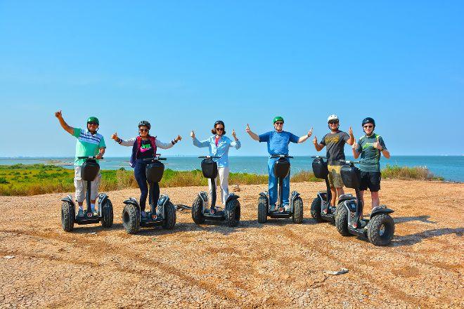 Segway Tours by SegCity, Galveston, United States