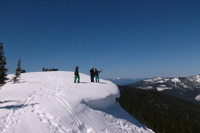 Selkirk Powder: Guides, Sandpoint, United States