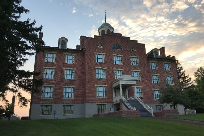 Seminary Ridge Museum and Education Center, Gettysburg, United States