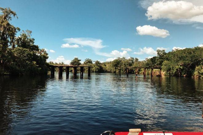 Seminole Wind Airboat tour, Arcadia, United States