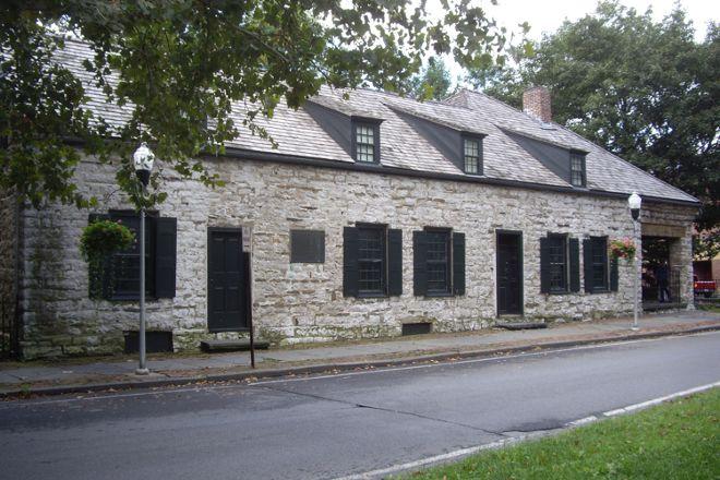 Senate House State Historic Site, Kingston, United States